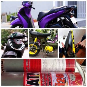 huong dan cach son xe may bang binh xit don gian nhat 2 300x300 - Hướng dẫn cách sơn xe máy bằng bình xịt đơn giản nhất