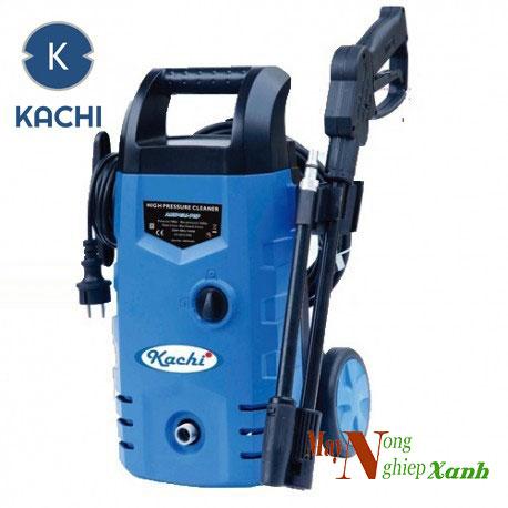 may phun xit rua cao ap kachi co banh xe - Máy phun xịt rửa cao áp Kachi chất lượng cải tiến
