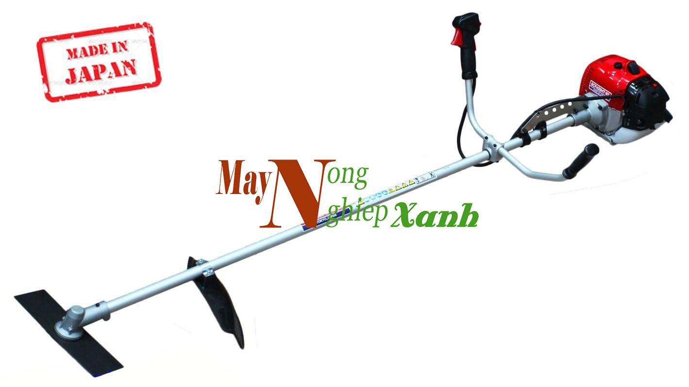 maruyama ne420 van hanh manh me 1 - Máy cắt cỏ Maruyama NE420 vận hành mạnh mẽ