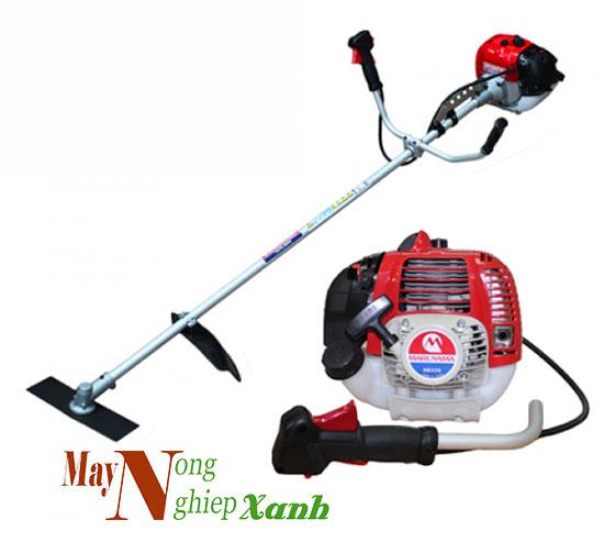 maruyama ne420 van hanh manh me 2 - Máy cắt cỏ Maruyama NE420 vận hành mạnh mẽ