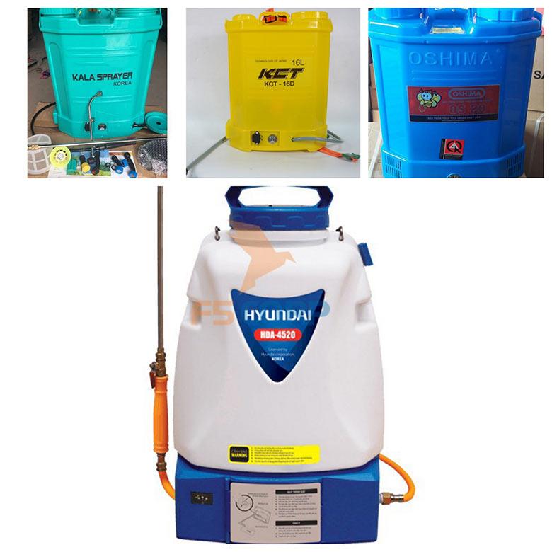 2 - Cách lựa chọn bình xịt thuốc sạc điện và lưu ý khi sử dụng