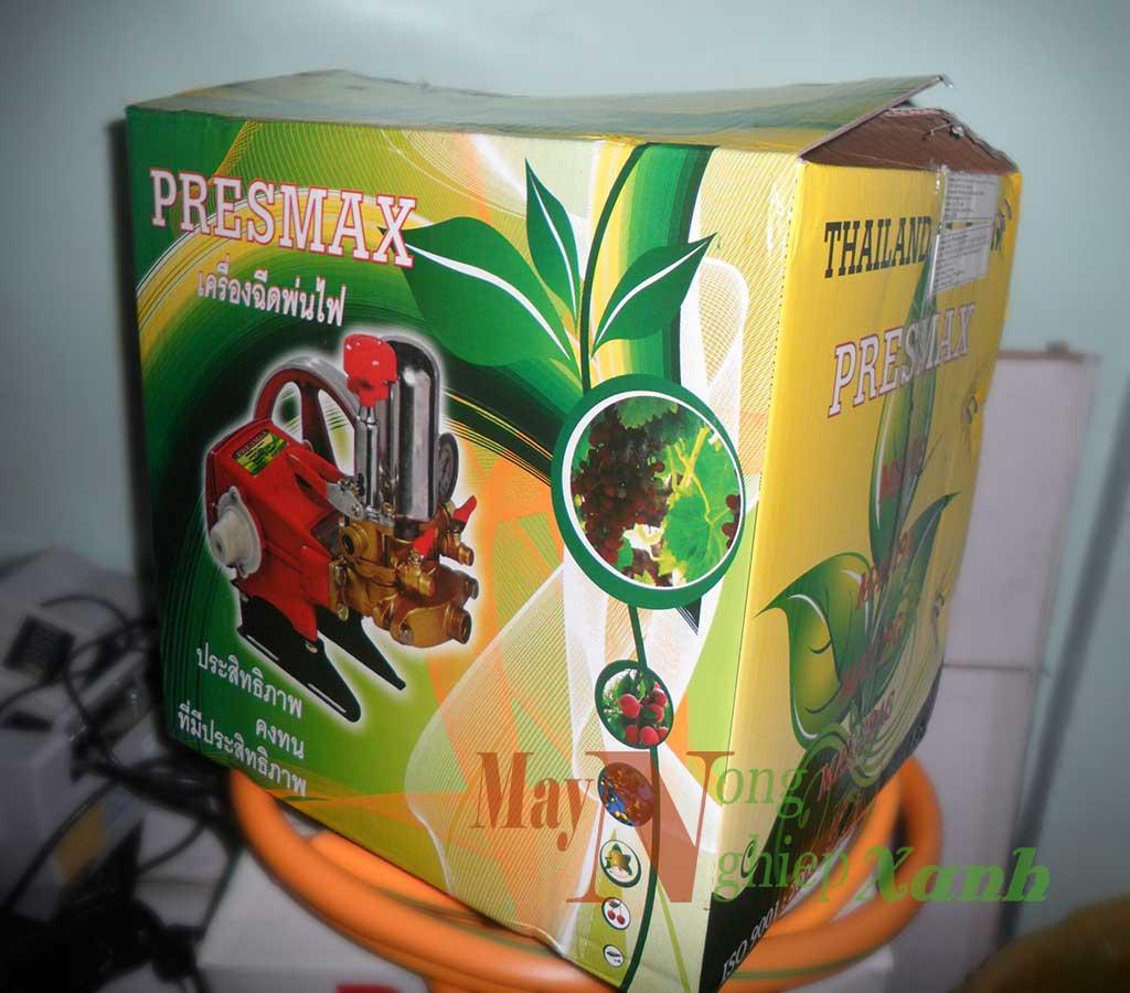 dau phun ap luc Presmax MAX 1 - Đầu phun áp lực Presmax Max 45A công suất lớn