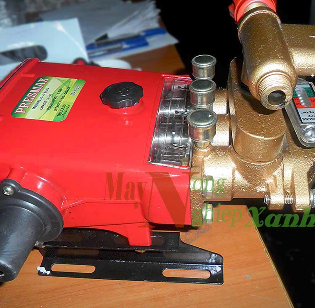 dau phun ap luc Presmax MAX 35 gia re 1 - Đầu phun áp lực Presmax MAX 35TL công suất 1HP thiết kế đẹp