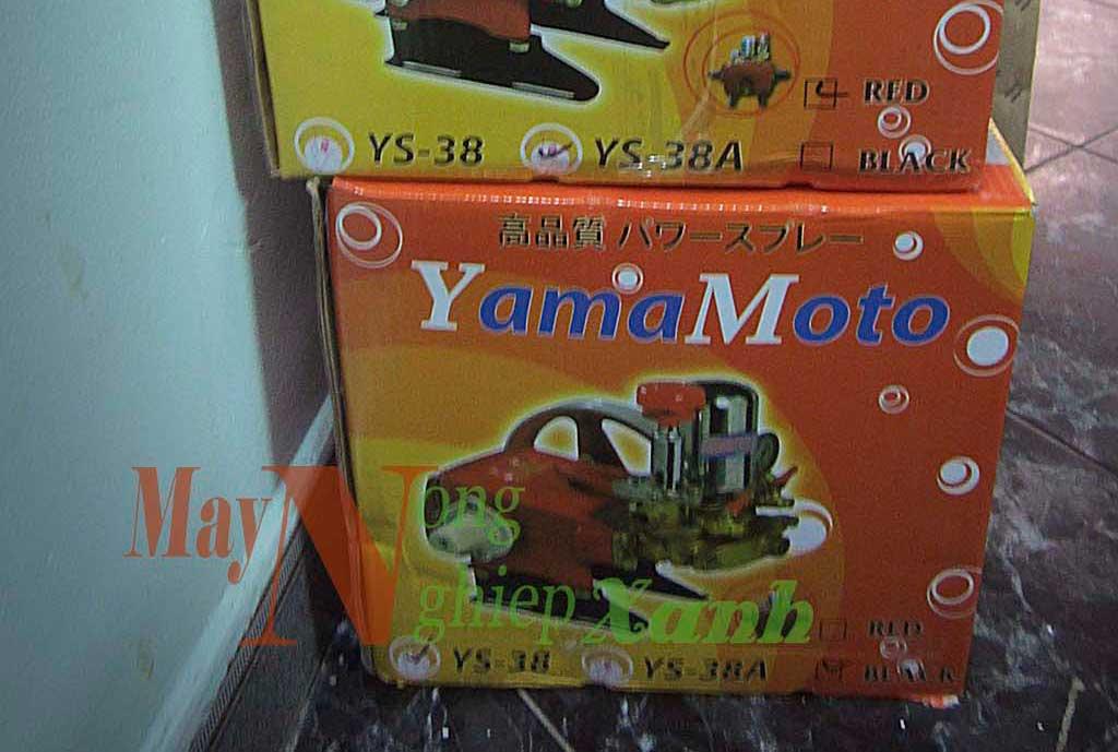 dau phun ap luc Yamamoto ys38 2 - Đầu phun áp lực Yamamoto YS-38 chất lượng