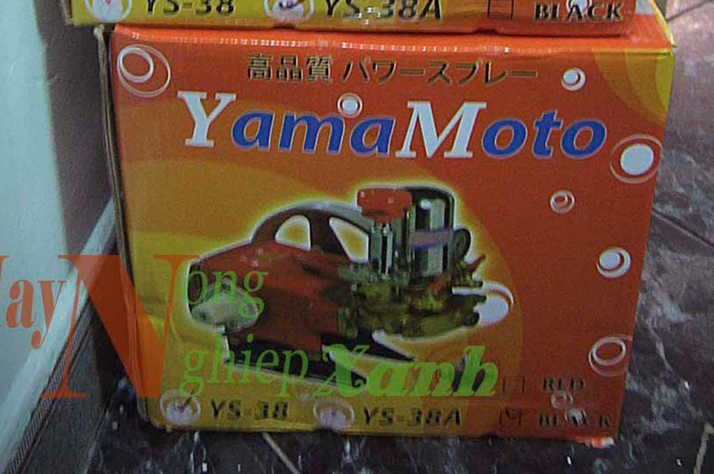 dau phun ap luc Yamamoto ys38a gia re 2 - Đầu phun áp lực Yamamoto YS-38A giá rẻ