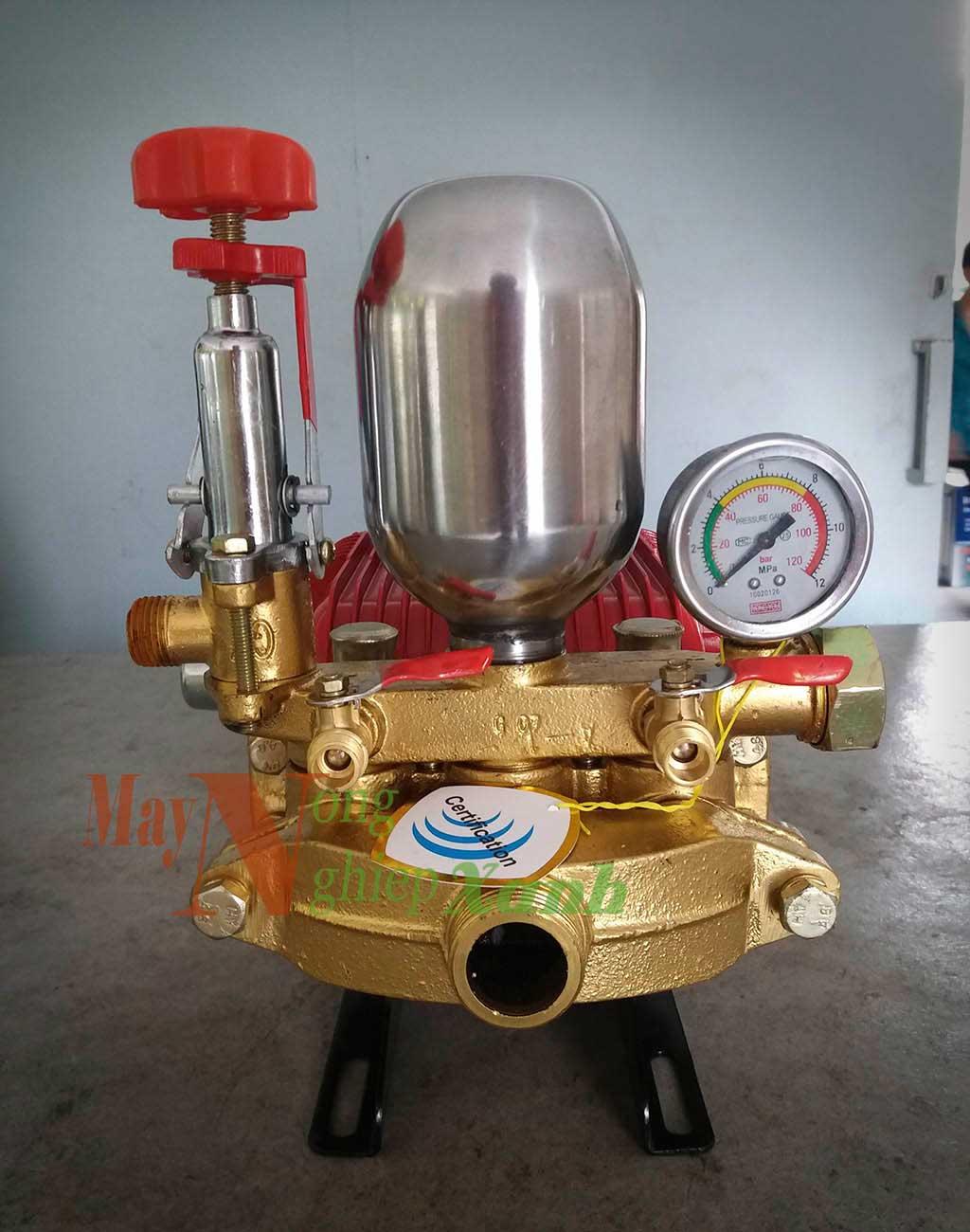dau phun ap luc Yamamoto ys45A 2hp 3 - Đầu phun áp lực Yamamoto YS-45A công suất 2HP