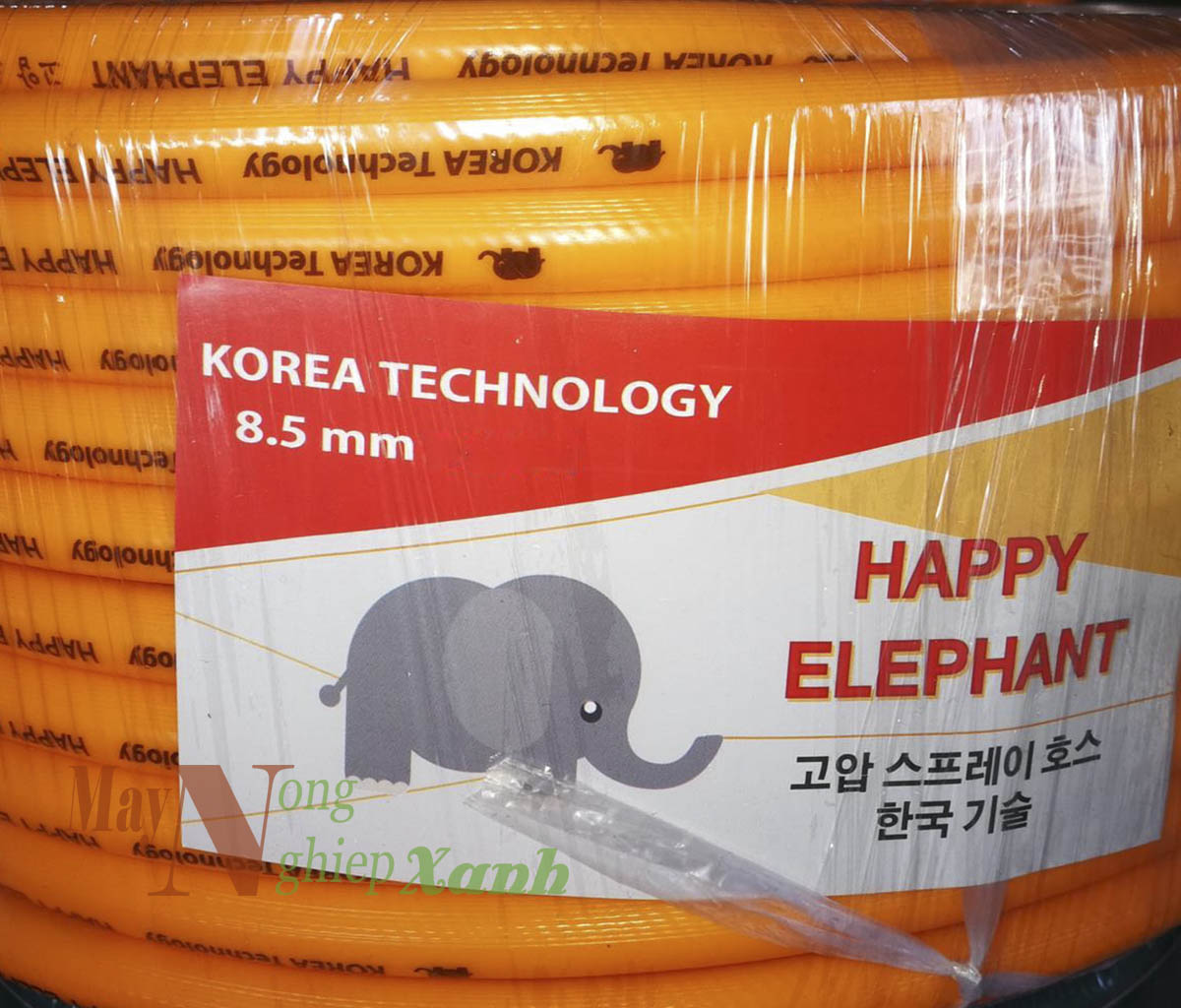 day hoi con voi hasan 8.5mmx20m 1 - Dây hơi Hansa Con voi8.5mmx20m chính hãng