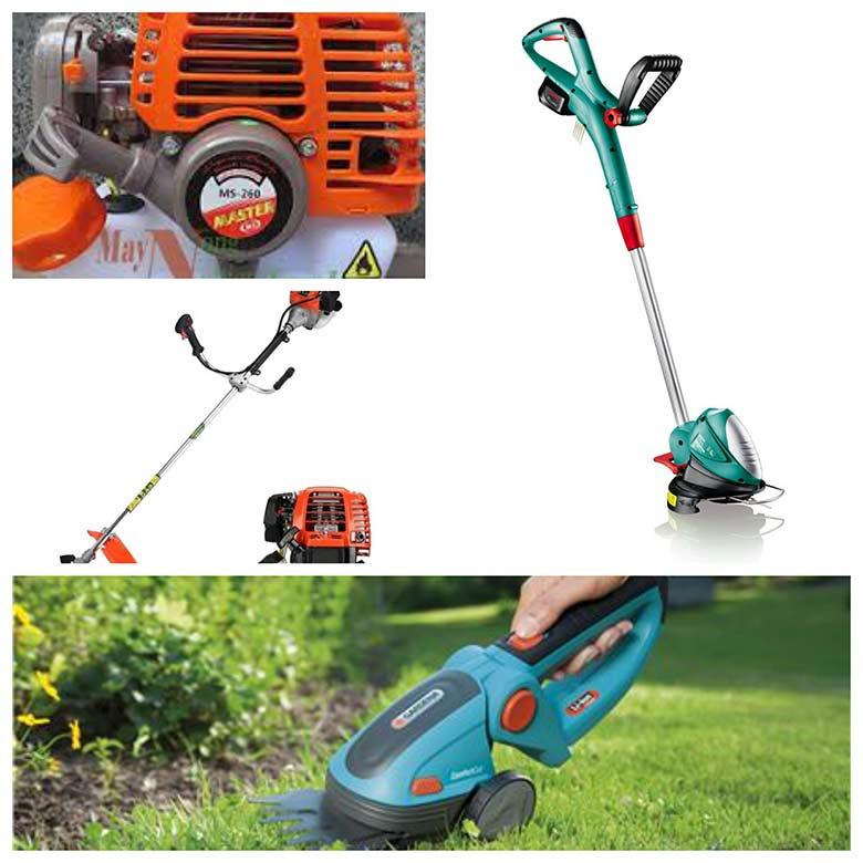 tong hop cac loai may lam co da nang chat luong nhat hien nay 2 - Tổng hợp các loại máy làm cỏ đa năng chất lượng nhất hiện nay