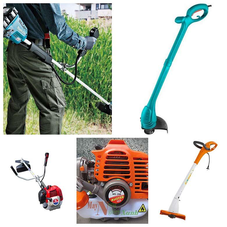 tong hop cac loai may lam co da nang chat luong nhat hien nay 3 - Tổng hợp các loại máy làm cỏ đa năng chất lượng nhất hiện nay