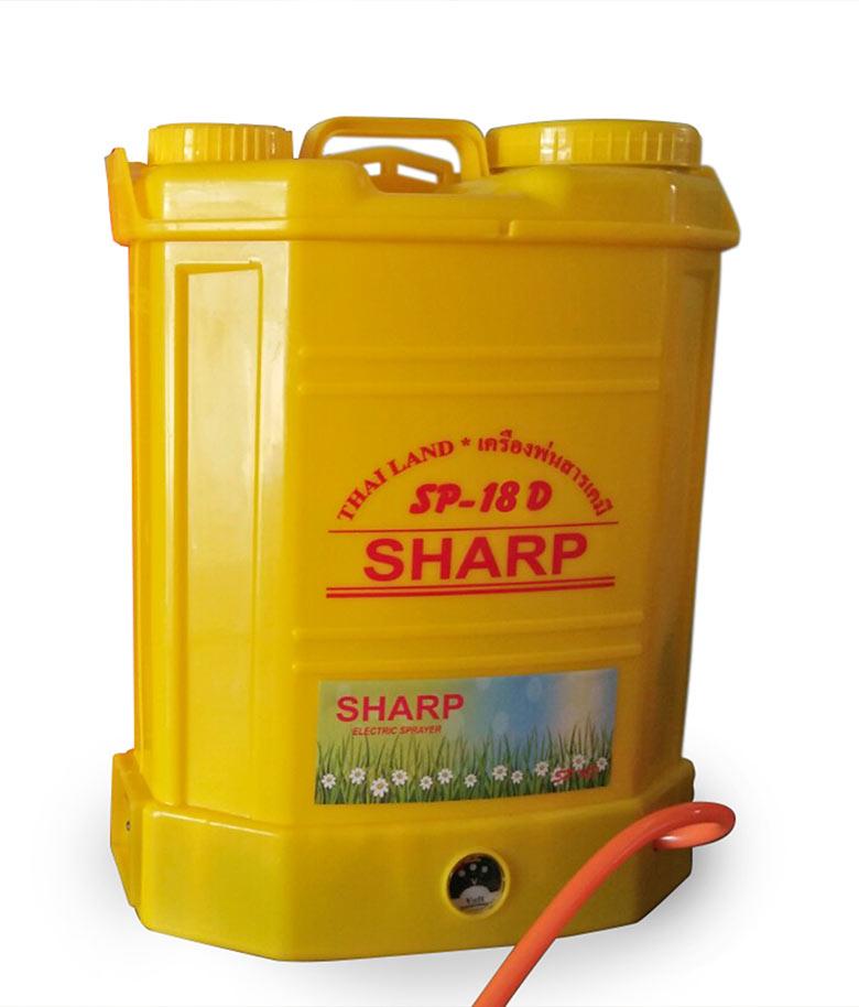 binh xit dien sharp SP 18D dung tich 18 lit - Bình xịt điện Sharp SP-18D dung tích 18 Lít