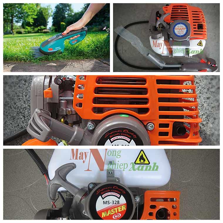 canh bao khi lua chon may cat co mini gia re 1 - Cảnh báo khi lựa chọn máy cắt cỏ mini giá rẻ