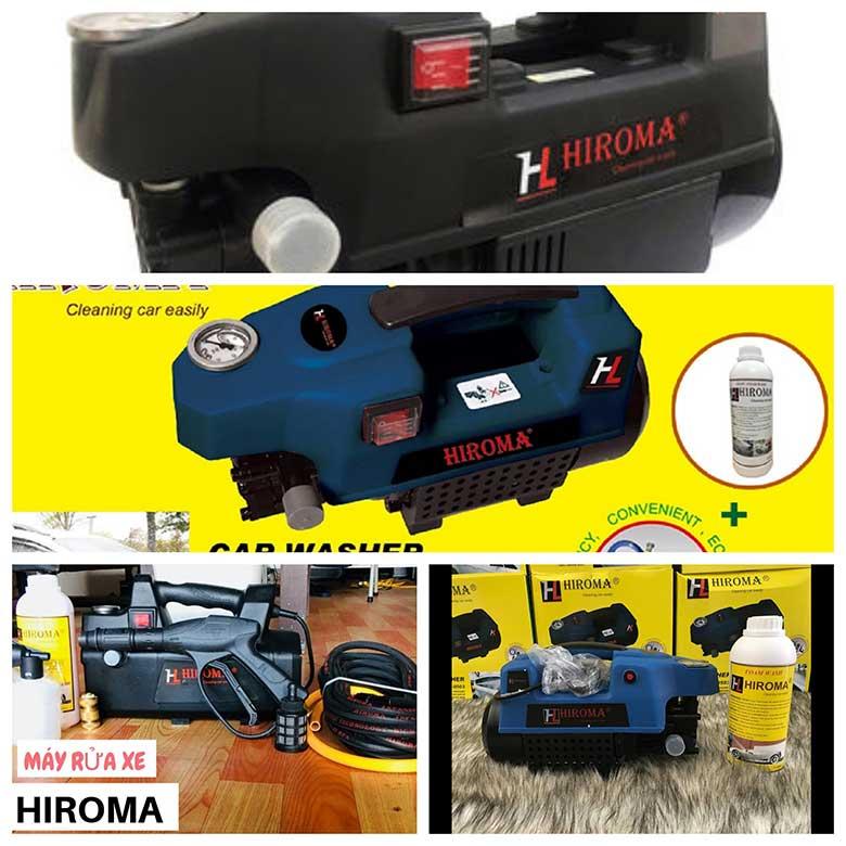 may rua xe hiroma co tot khong muc gia nhu the nao 3 - Máy rửa xe Hiroma có tốt không? Mức giá như thế nào?