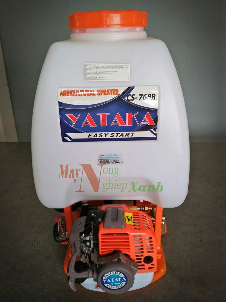 binh xit may yataka 2 thi phun thuoc tru sau 1 - Máy phun thuốc trừ sâu Yataka (2 thì) Giá rẻ