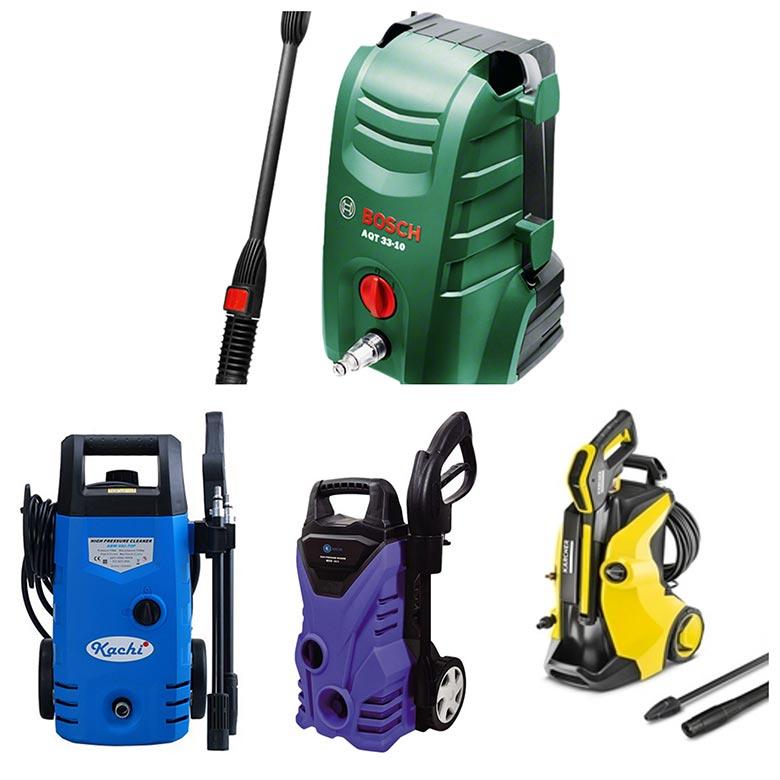 5 model may bom nuoc rua xe gia dinh gia re chat luong 1 - 5 Model máy bơm nước rửa xe gia đình giá rẻ chất lượng