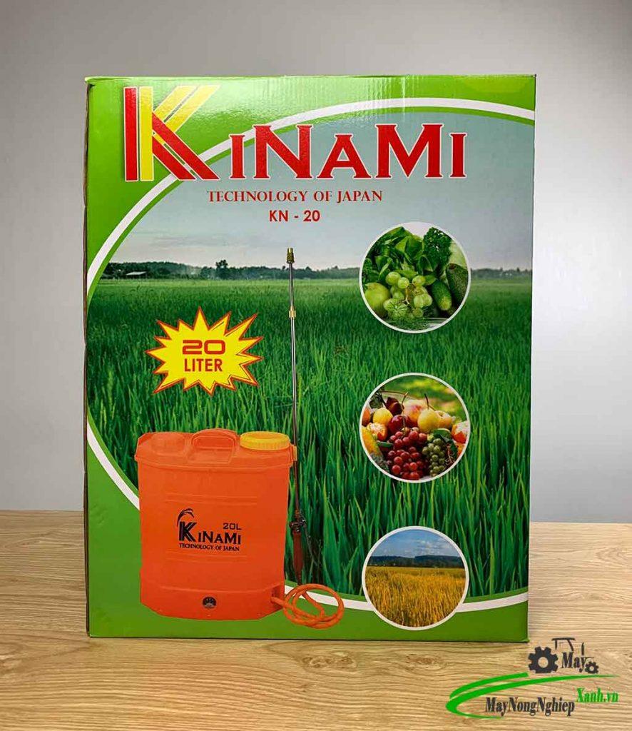 binh xit dien phun thuoc sau kinami pin lithium 20 lit 5 886x1024 - Bình xịt điện phun thuốc sâu Kinami Pin Lithium 20 Lít