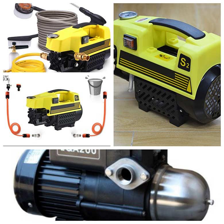 top 5 may bom nuoc rua xe ap luc cao chat luong gia tot 1 - Top 5 máy bơm nước rửa xe áp lực cao chất lượng giá tốt
