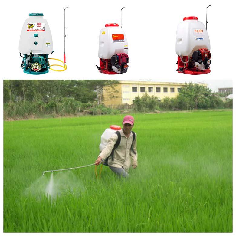 tong hop 5 dong may phun thuoc tru sau cho lua duoc ua chuong 1 - Tổng hợp 5 dòng máy phun thuốc trừ sâu cho lúa được ưa chuộng