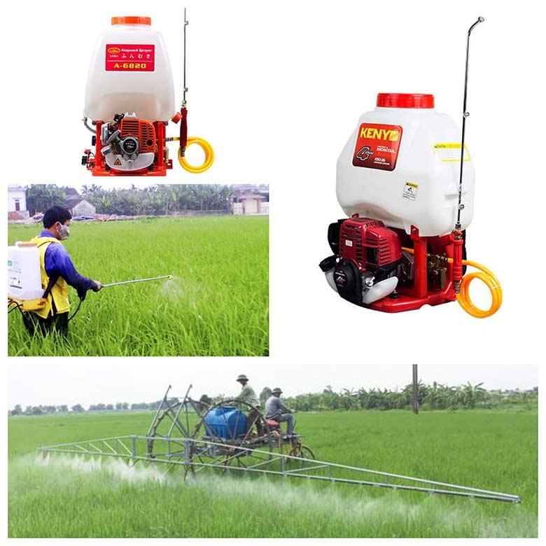 tong hop 5 dong may phun thuoc tru sau cho lua duoc ua chuong 2 - Tổng hợp 5 dòng máy phun thuốc trừ sâu cho lúa được ưa chuộng