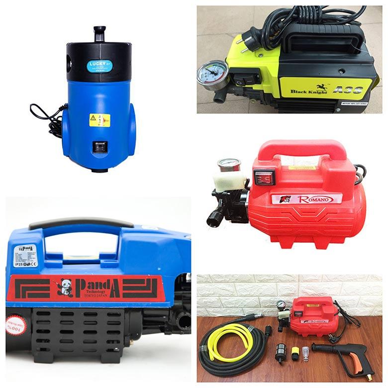 top 7 may rua xe mini gia dinh vua chat vua re 3 - Top 7 máy rửa xe mini gia đình vừa chất vừa rẻ