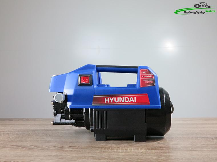 Máy xịt rửa Hyundai HRX713 áp lực 110 Bar Chính Hãng 4 - Máy xịt rửa Hyundai HRX713 áp lực 110 Bar Chính Hãng