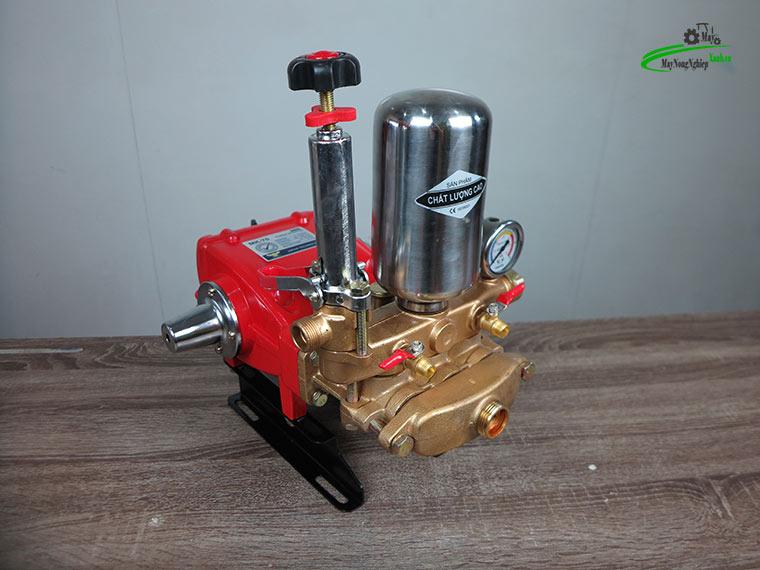 dau xit motokawa mk 70 3hp 5 1 - Đầu xịt áp lực - bơm cao áp Motokawa MK-70 3HP mạnh mẽ