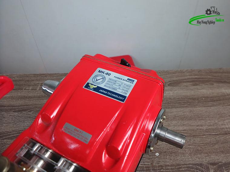 dau xit motokawa mk 80 5hp 6 - Đầu xịt áp lực - bơm cao áp Motokawa MK-80 5HP