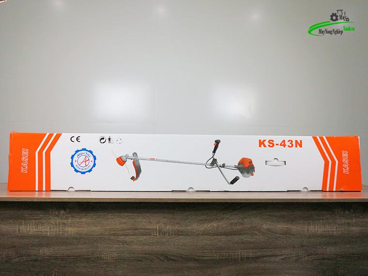 may cat co Kasei ks 43n 1.25kw nong 40 chinh hang 7 - Máy cắt cỏ KASEI KS-43N 1.25KW (Nòng 40) chính hãng – Hàng Cao Cấp