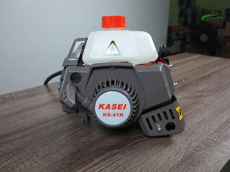may cat co kasel ks 41n 2 - Máy cắt cỏ KASEI KS-41N 1.45KW (Nòng 40) chính hãng - Hàng Cao Cấp