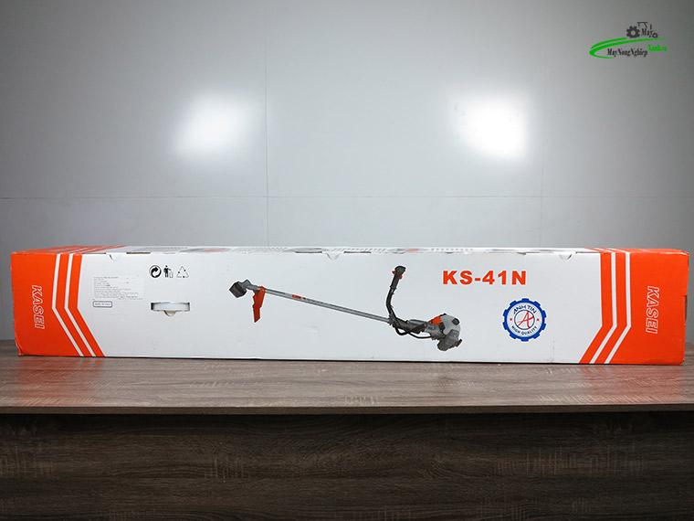 may cat co kasel ks 41n 9 - Máy cắt cỏ KASEI KS-41N 1.45KW (Nòng 40) chính hãng - Hàng Cao Cấp