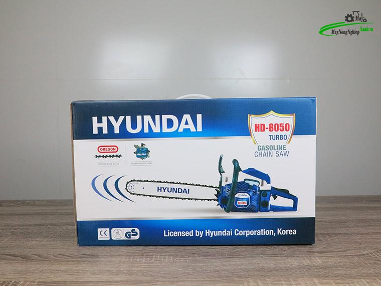 danh gia may cua xich hyundai hd 8050 ban chay 7 - Đánh giá máy cưa xích Hyundai HD-8050 52cc bán chạy của Hãng