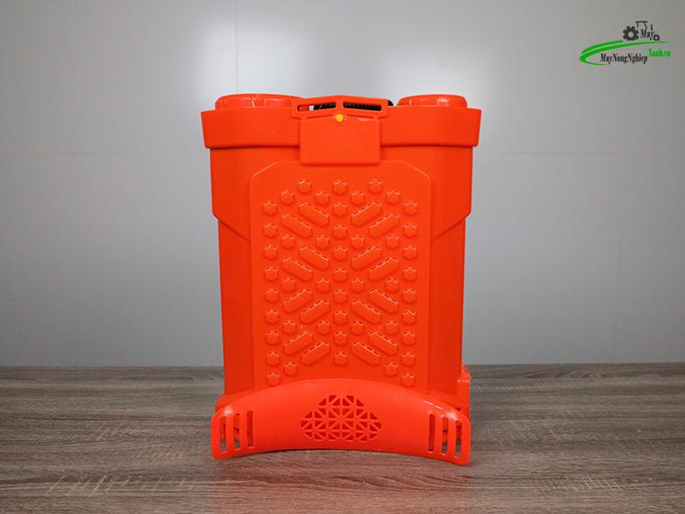 Binh xit dien daewoo 16 lit pin Lithium DAES s2b LT cam 2 - Bình xịt điện Daewoo 16 lít DAES-S2A-LT Pin Lithium 8AH-12V Màu Cam