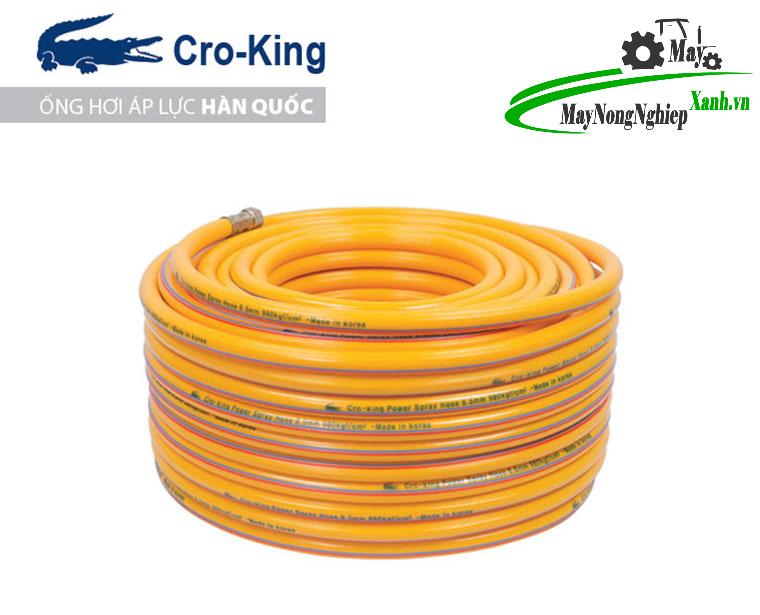 Day phun ap luc Ca Sau CRO KING 6.5mm Han Quoc - Cách lựa chọn dây phun áp lực Cá Sấu CRO KING chất lượng và những lưu ý bạn cần biết