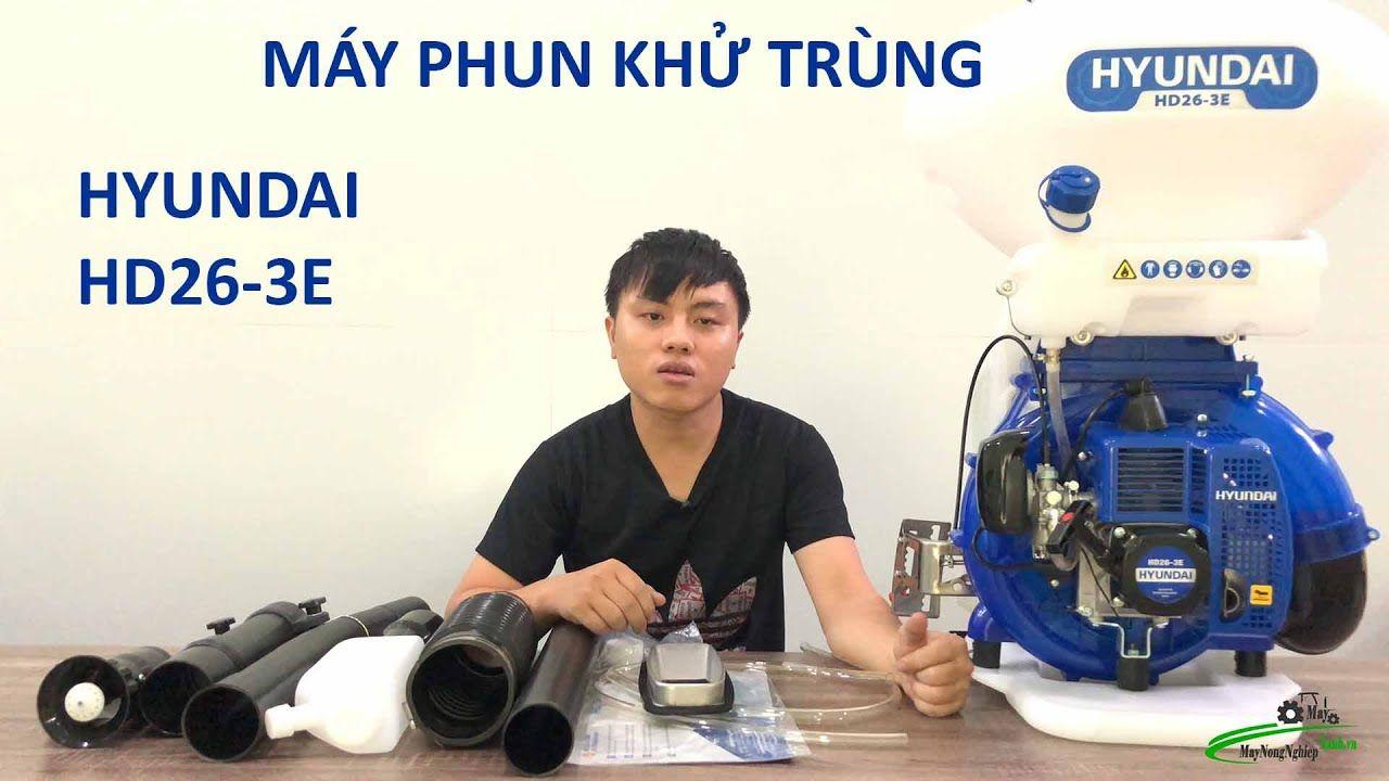 co nen su dung may phun khu trung bang xang hyundai khong 2 - Có nên sử dụng máy phun khử trùng bằng xăng Hyundai không?