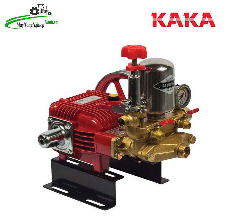 dau xit cao ap 1hp Kaka AK 322 1 - Top 5 loại Đầu xịt áp lực – bơm cao áp Kaka chất lượng có thể bạn chưa biết