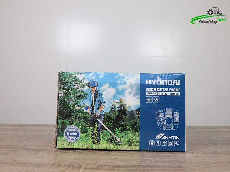 may cat co hyundai htu 55 nong 44 chinh hang 14 - Máy cắt cỏ Hyundai HTU-55 Nòng 44 1.87HP Chính Hãng (Chế Walbro)