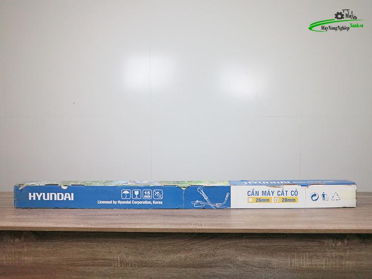 may cat co hyundai htu 55 nong 44 chinh hang 15 - Máy cắt cỏ Hyundai HTU-55 Nòng 44 1.87HP Chính Hãng (Chế Walbro)