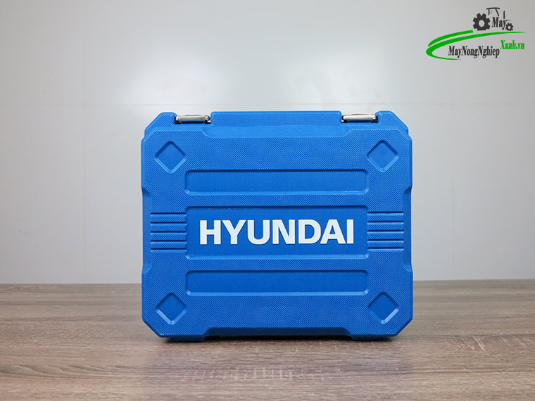may khoan bua dung pin hkbp2013bm 20v 4ah 11 - Máy khoan búa dùng pin Hyundai HKBP2013BM 20V/4AH