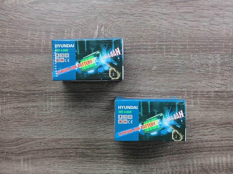 may khoan bua dung pin hkbp2013bm 20v 4ah 7 - Máy khoan búa dùng pin Hyundai HKBP2013BM 20V/4AH