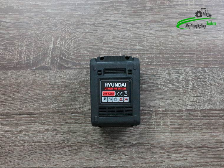 may khoan bua dung pin hkbp2013bm 20v 4ah 9 - Máy khoan búa dùng pin Hyundai HKBP2013BM 20V/4AH