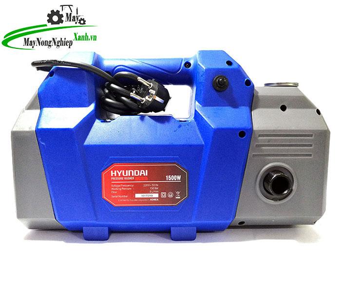 may rua xe hyundai hrx815 - Top 5 máy xịt rửa motor cảm ứng từ Hyundai chất lượng đang được ưa chuộng