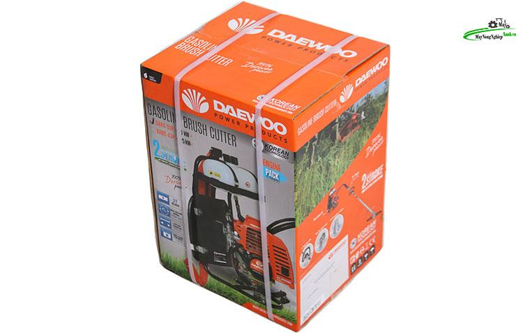 may cat co deo lung daewoo dabc 33P nong 36 3 - Máy cắt cỏ đeo lưng Daewoo DABC 33P Nòng 36 0.97KW Chính hãng
