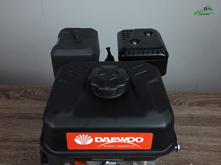 Dong co xang may no 6.5hp daewoo dage 220 tua nhanh 11 - Động cơ xăng máy nổ 6.5HP Daewoo DAGE-210 Tua Nhanh Chính Hãng