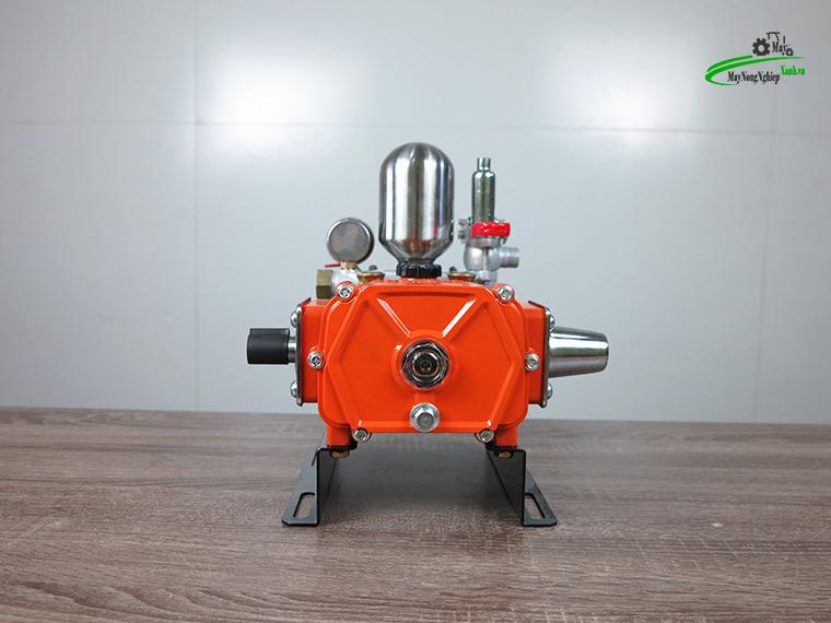 dau xit ap luc daewoo daps 29a 1hp cam chinh hang 6 - Đầu xịt áp lực Daewoo Daps 29A 1HP màu cam chính hãng.