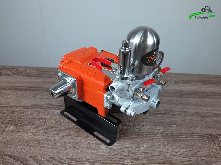 dau xit ap luc daewoo daps 29a 1hp cam chinh hang 8 - Đầu xịt áp lực Daewoo Daps 29A 1HP màu cam chính hãng.
