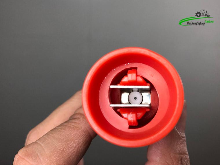 bec cam rua xe cao ap 3 - Béc cam chỉnh tia nước lõi sứ 1.5mm máy rửa xe cao áp