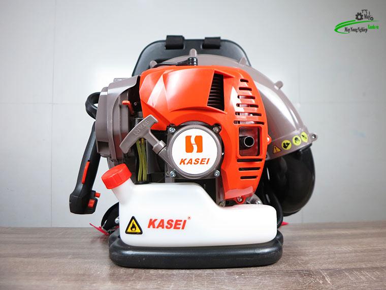 may thoi la kasel eb 500 e 1 - Máy thổi lá Kasei EB500-E 2HP 51.7cc đeo lưng Chính Hãng