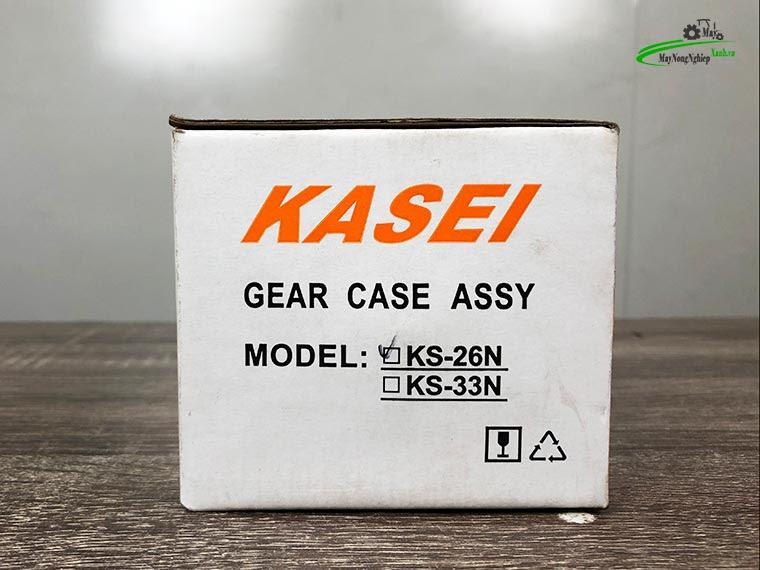 dau bo may cat co kasei ks 26n - Đầu bò máy cắt cỏ Kasei 9 khía -26mm chính hãng