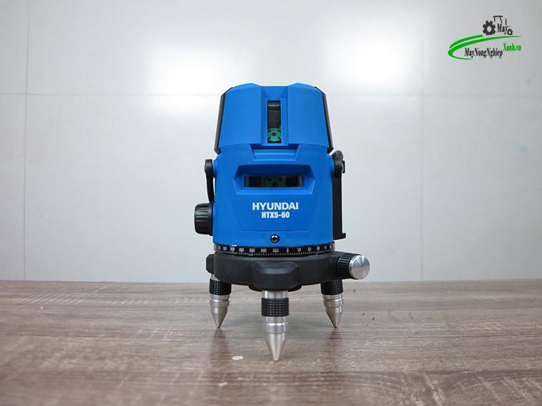 may can bang tia laser tia xanh hyundai htx5 60 1 - Máy cân bằng tia Laser Hyundai HTX5-60 5 Tia Xanh