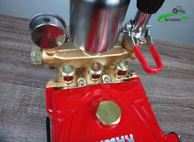 dau xit ap luc 2hp Motokawa MK 392 rua xe xit thuoc sau 5 - Đầu xịt áp lực 2HP Motokawa MK-392 Rửa xe, Xịt thuốc sâu