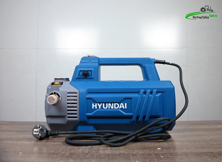 may xit rua xe hyundai hrc906 1 - Máy xịt rửa xe chỉnh áp Hyundai HRC906 1500W 120 Bar Chính Hãng